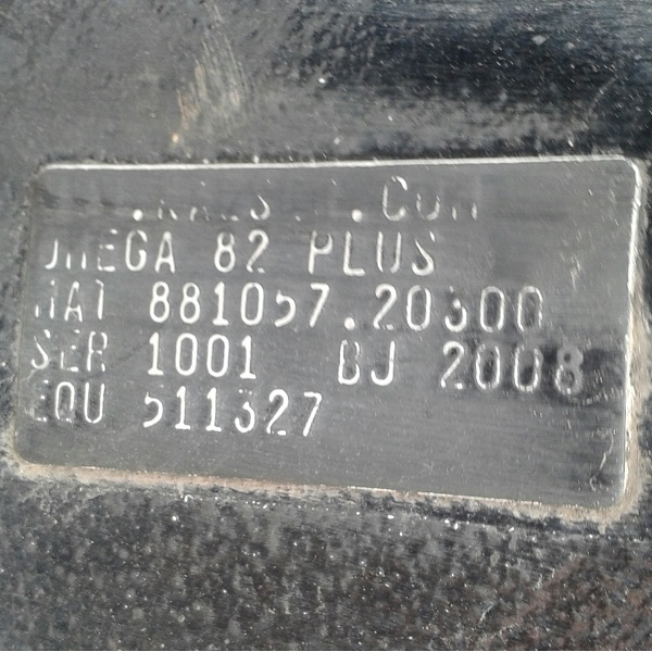 Is a serial number enough information to order parts and ancillaries?
