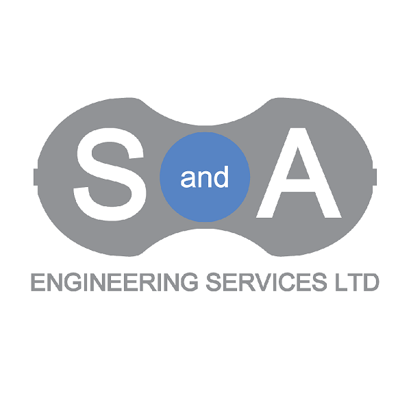 What is the S and A Logo?