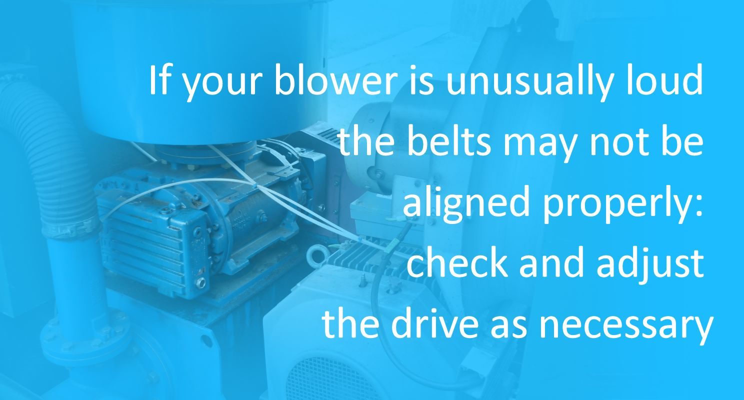 Troubleshooting Blower Problems